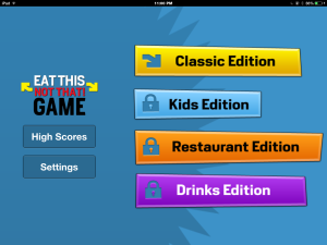 Screen Grab ETNT Game